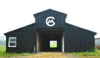 Our new barn